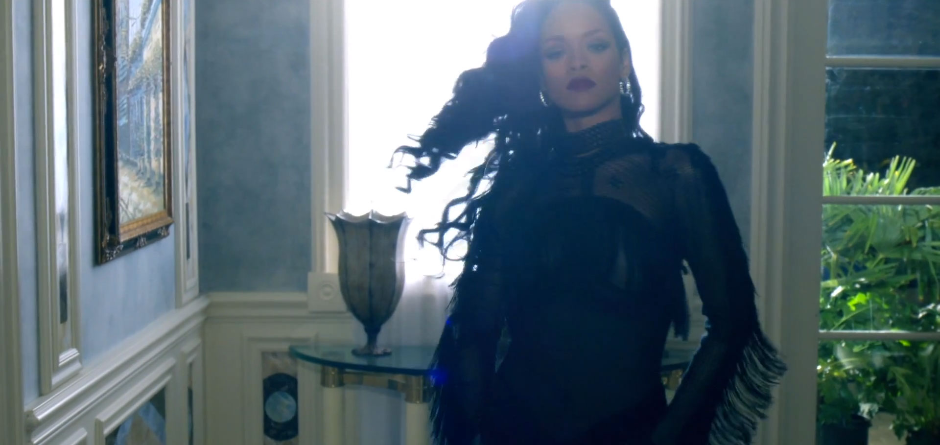 "Watch Rihanna and Shakira's ""Can't Remember To Forget You"" video."