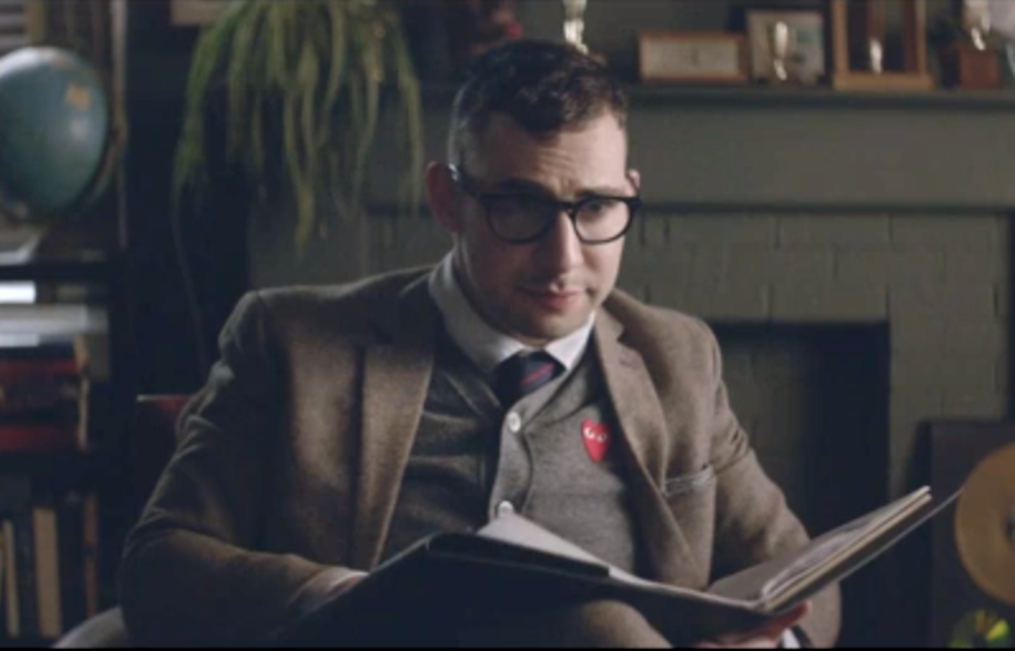 "Watch Bleachers' ""I Wanna Get Better"" video directed by Lena Dunham."