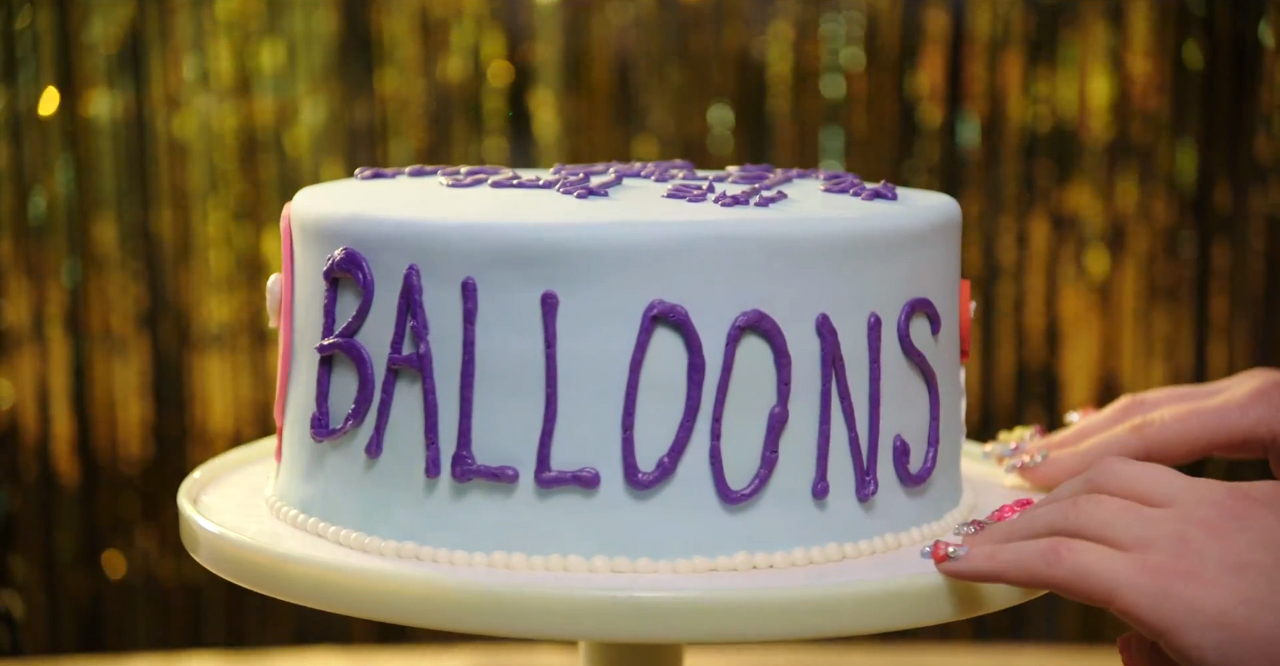 "Watch Katy Perry's delicious, cake-filled ""Birthday"" lyric video."