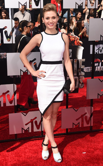 MTV Movie Awards 2014, Faking It