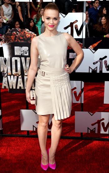 MTV Movie Awards 2014, Holland Roden