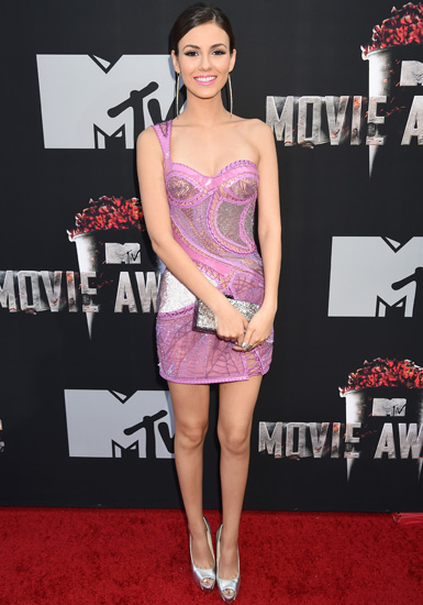 MTV Movie Awards 2014, Victoria Justice