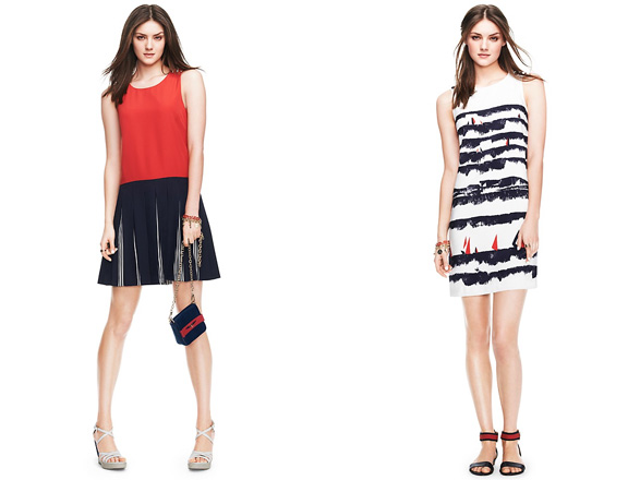 3c24d98218a6 Zooey Deschanel And Tommy Hilfiger Launch Nautically Inspired ...